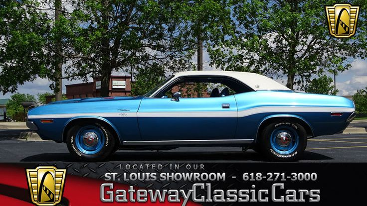 1970 Dodge Challenger For Sale in O Fallon, Illinois | Old Car Online