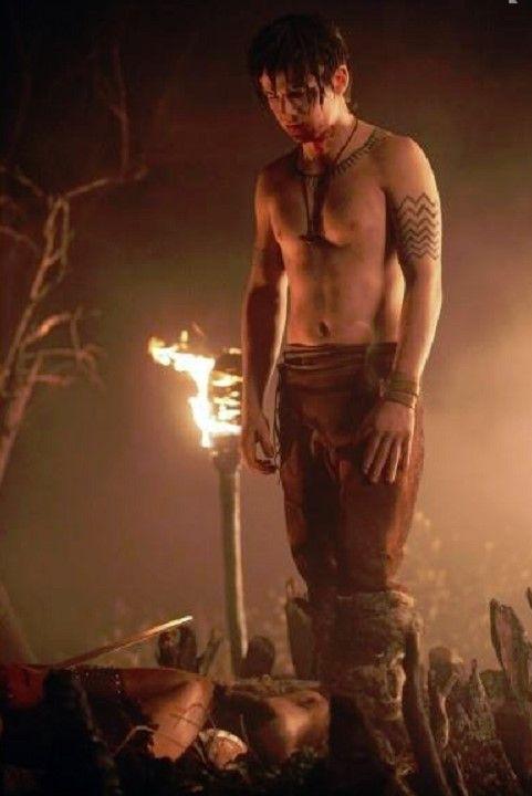 Godric   -Allan Hyde in True Blood (2008)-