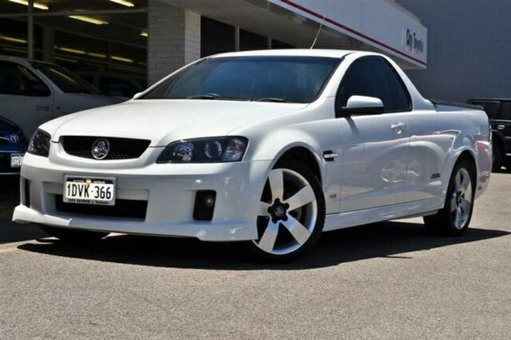 Holden VE SS Commodore Ute