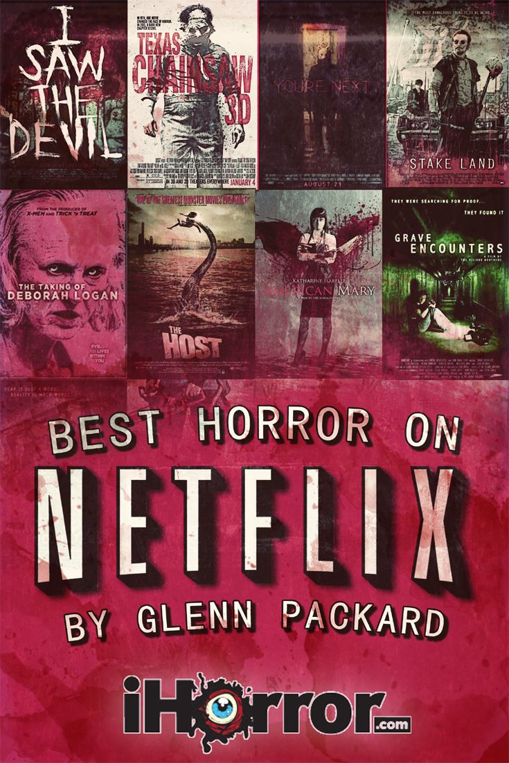 Best Horror Movies On Netflix List.