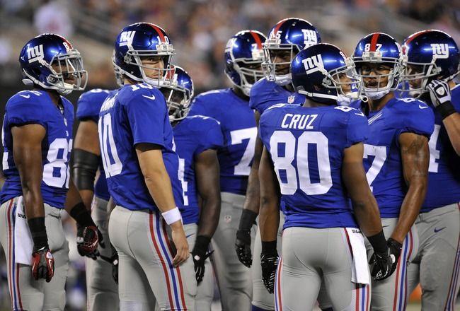 New York Giants Players   Grading the New York Giants' 53-Man Roster   Bleacher Report