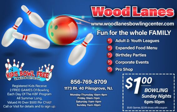Wood Lanes Fun For The Whole Family And 1 Bowling On Sunday Nights With Coupon Continue Reading Wood Lanes At Our Town Magaz Our Town Sunday Night Wholeness