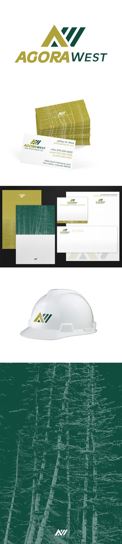 Construction Logos - Agora West