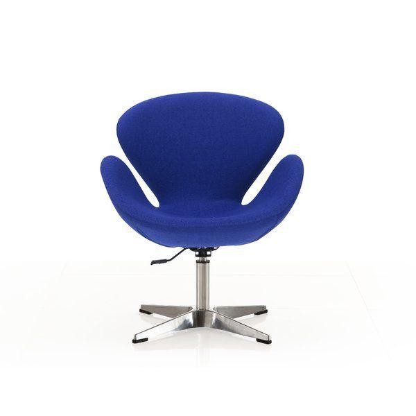 Neubauer Swivel Lounge Chair Avec Images Decoration