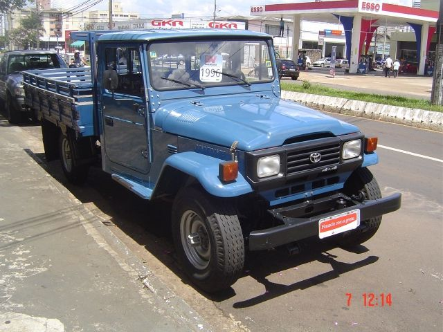 Toyota Bandeirante Pick-up