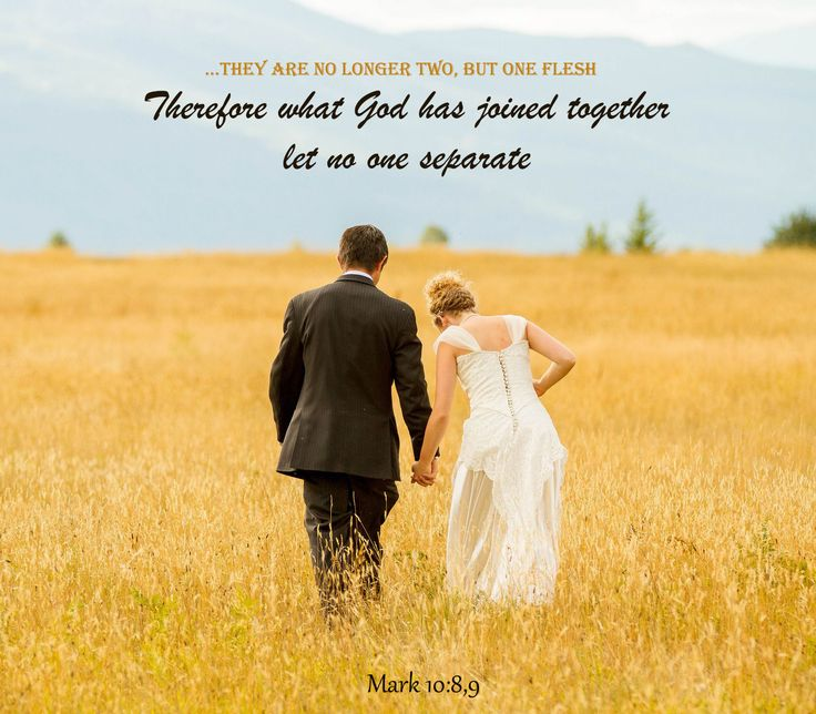 bible verses on marriage and dating