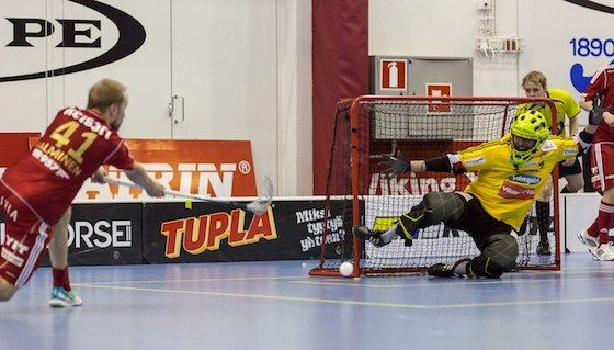 Game saver. #salibandy #floorball #innebandy #unihockey