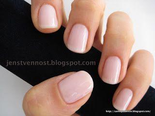 Procrastinating Pretty: My First Shellac Manicure