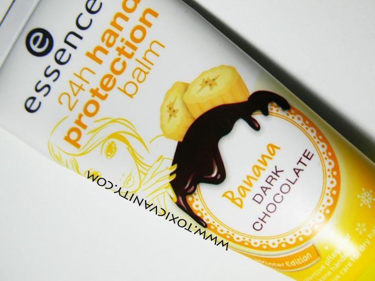 24h hand protection balm de Essence   Crema hidratante de manos  Review   Toxic Vanity