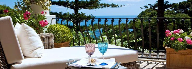 Hotel La Minerva, Capri, Italy