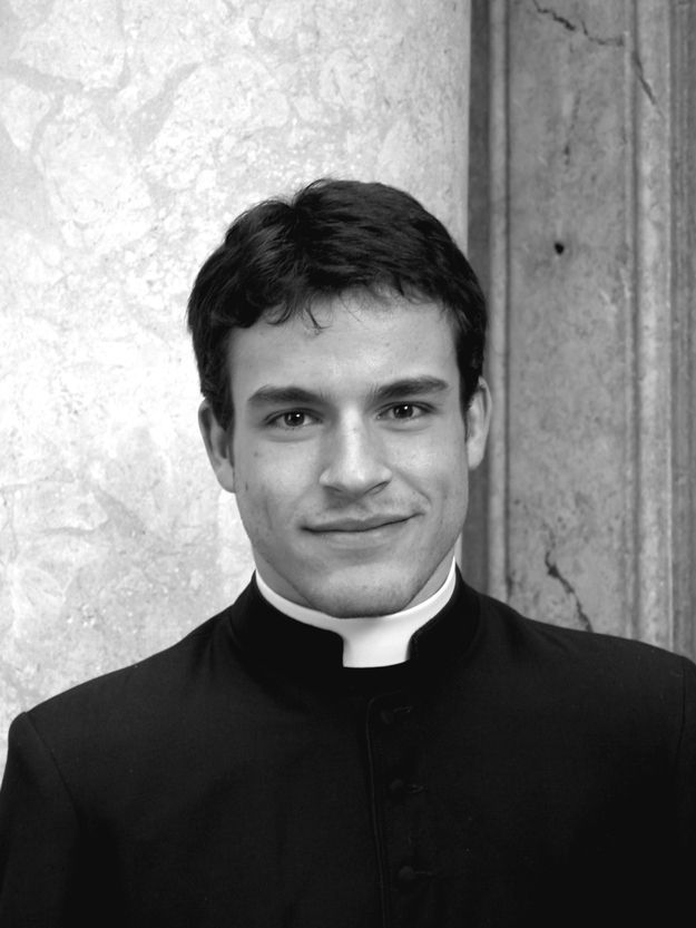 Meet The Hottest Vatican Priests- I think I'm going to hell for what I'm thinking but I'm totally okay with it...