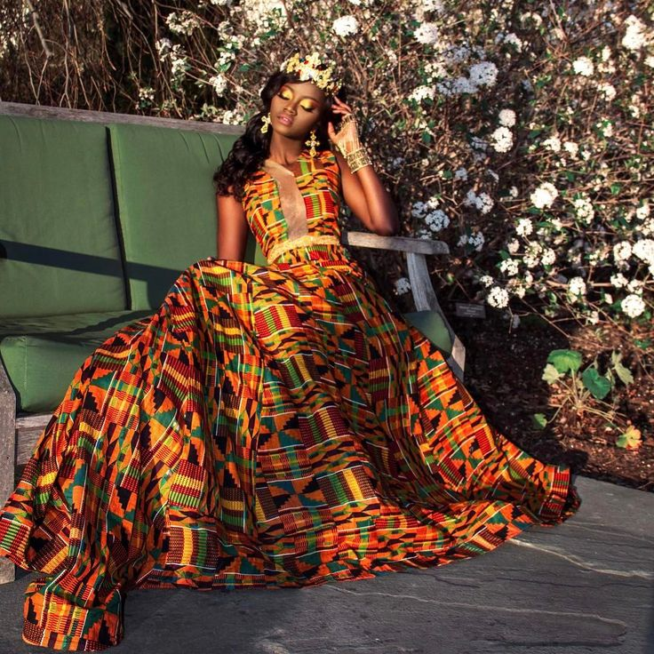 I am loving this!  #africanprint