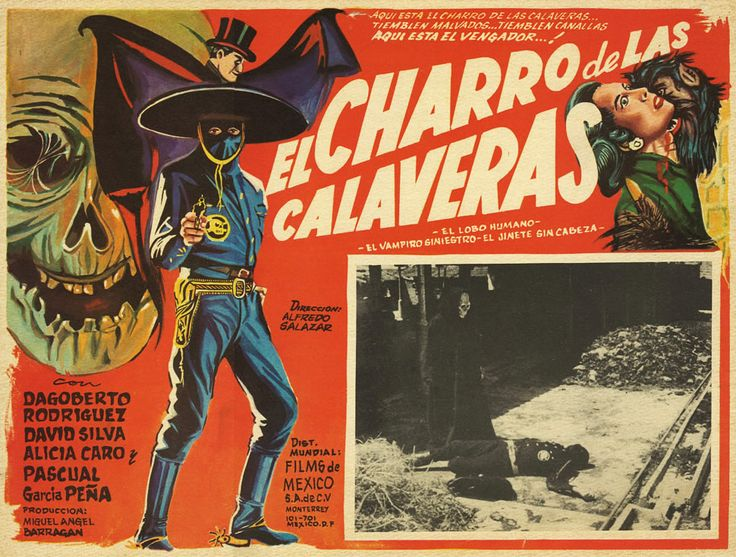 Attack of the Mexican B-Movie Ads