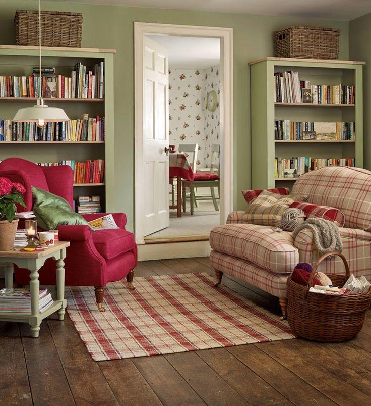 47++ Green living room walls pinterest information