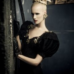"Avi Malka ""Fashion-Hairstyles Collection 2011""<br><br><br>Top Art Style"