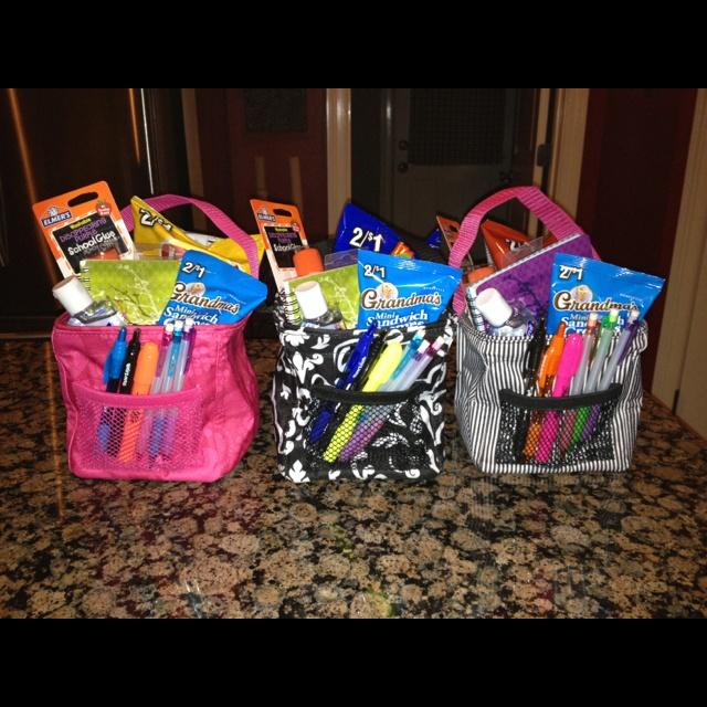 Teacher Christmas gifts!