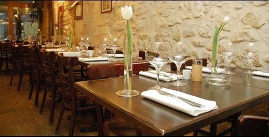 Les Amis de Messina, Paris: Restaurant
