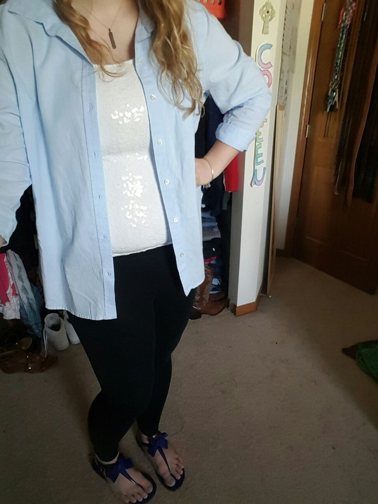 Shirts: Old Navy Pants: AE  Shoes: DSW