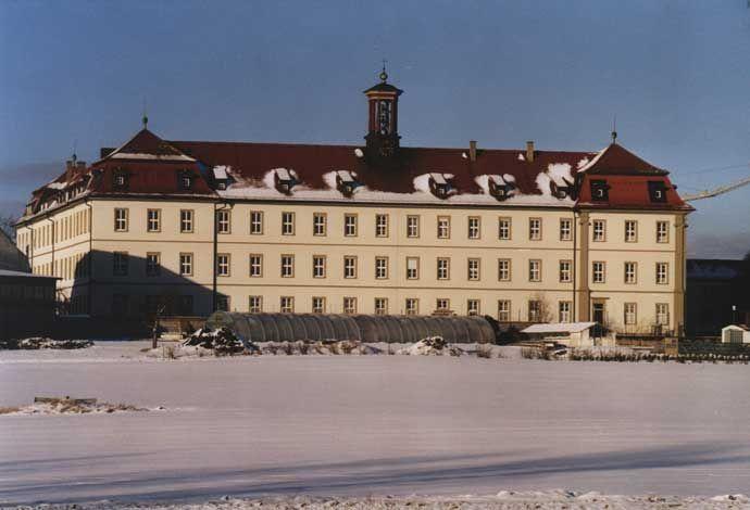 Röthlein-Heidenfeld, Kloster Maria Hilf