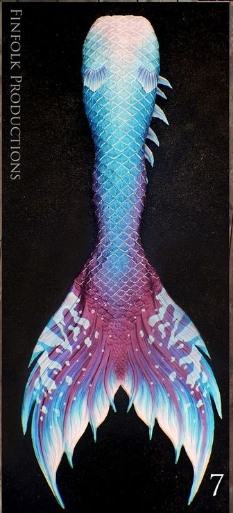 #silicone #mermaidtail #finfolk #finfolkstudios #galaxy
