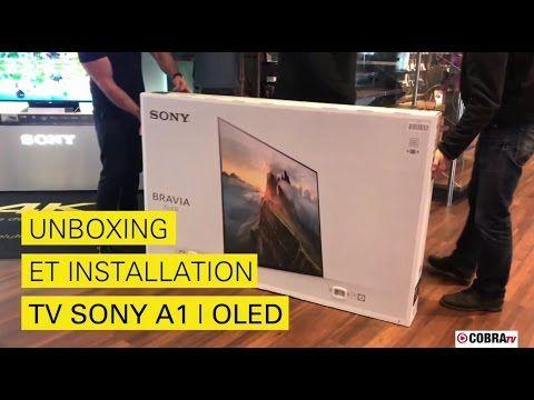 Nous avons reçu hier les nouveaux Téléviseurs Ultra HD #Sony KD-55A1 et KD-65A1 et pour vous mettre encore un plus l'eau à la bouche, nous vous proposons une petite vidéo réalisée par nos soins, filmant le déballage et l'installation d'un TV OLED série A1 !  #TV #UHD #OLED #UltraHD #A1