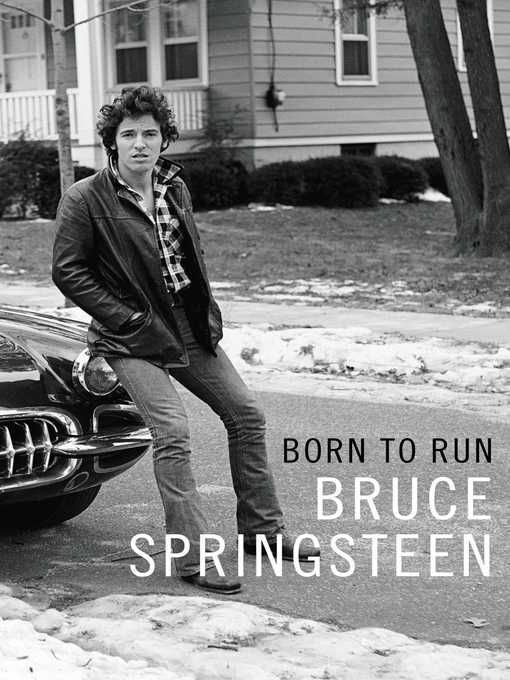 A new addition to our popular titles line-up is BORN TO RUN, Bruce Springsteen's autobiography. Also available from WCL in print, and as a downloadable audiobook from Overdrive.