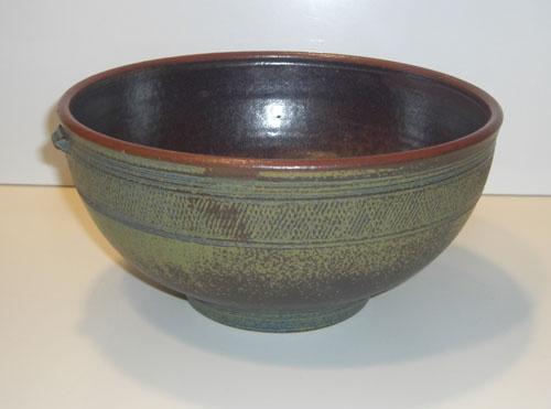 Peter Sabin, pots.: Sabine Green, Peter O'Toole, Peter Sabine, Green Bowls, Ceramics Inspiration