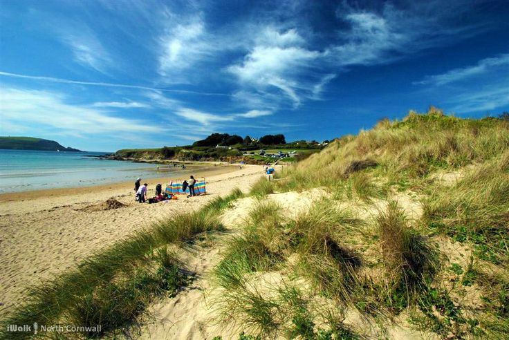 Circular walk from Daymer Bay to Padstow (crossing via the ferry) - 6.4 miles - easy-moderate