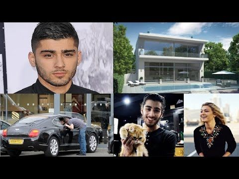 Zayn Malik's Biography ● Net Worth ● Girlfriend ● House ● Cars ●  Pets  ...