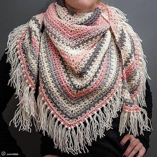 Oversized Merino Wool Scarf - SANABEL by VIDA VIDA HiIgjD1De
