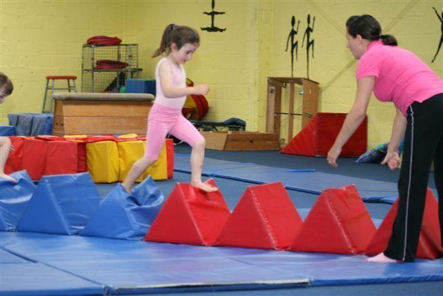 Using Props to Help Young Gymnasts   Swing Big! Gymnastics Blog