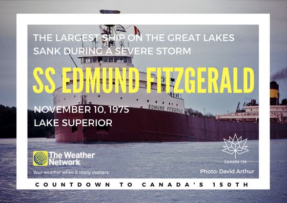 #Canada150 @weathernetwork 96/150