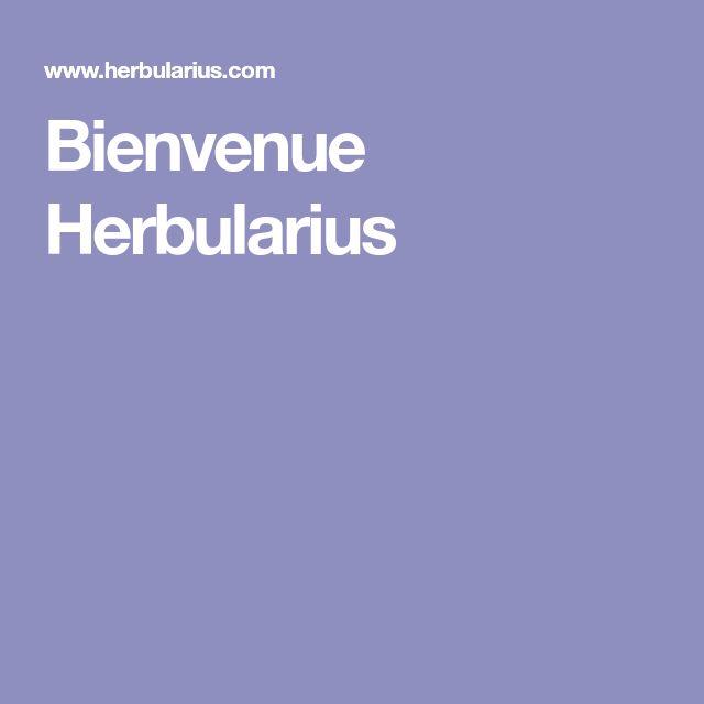 Bienvenue Herbularius