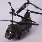 Handheld 3 Channel Full Funtion LED R/C Helicopter