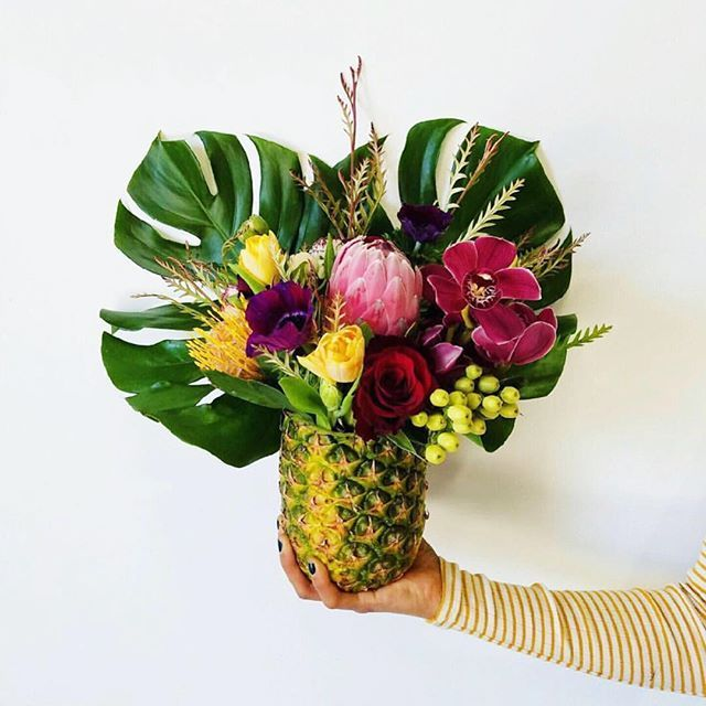 Loving This Tropical Combo By Labellebloom Bloomnationlocalflorist