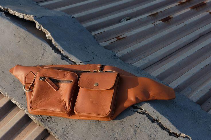 Waistbag Leather