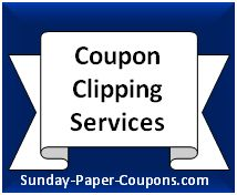 Your one-stop source for Sunday Paper Coupons, Coupon Inserts and Previews, Free Coupons Online & Online Grocery Coupons!