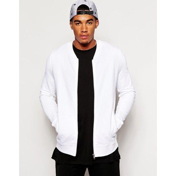 Best 25  White leather jacket mens ideas on Pinterest | Ryan ...