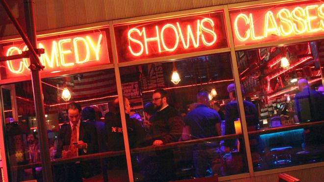 Best comedy shows in NYC this month from stand up to improv