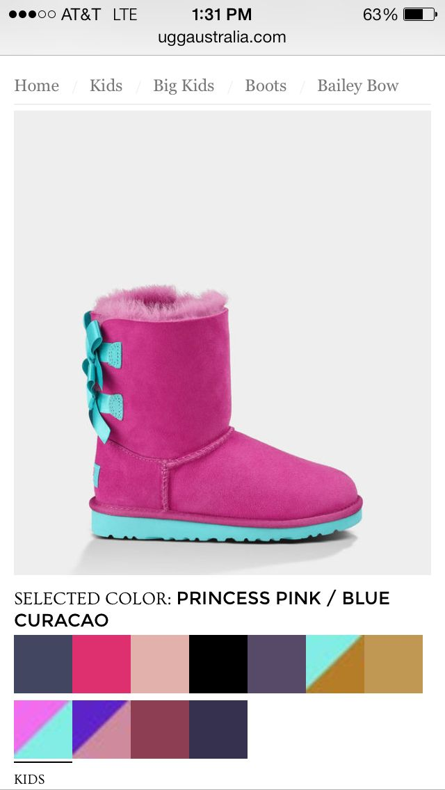 My uggs coming