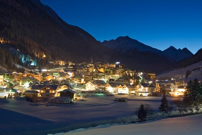 Ischgl, Tyrol, Austria