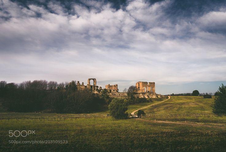 Popular on 500px : Villa of the Emperor-Gladiator by Claudio_DeSat