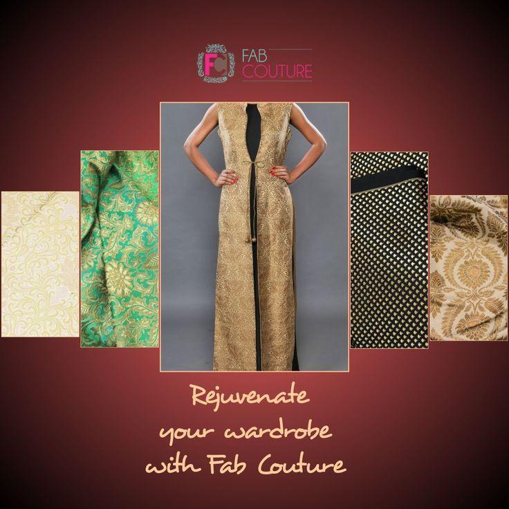 Rejuvenate your wardrobe with #FabCouture. Grab your fabric at: https://fabcouture.in/ . #FabCouture! #DesignerFabric at #AffordablePrices  #DesignerDresses #Fabric #Fashion #DesignerWear #ModernWomen #DesiLook #Embroidered #WeddingFashion #EthnicAttire #WesternLook #affordablefashion #GreatDesignsStartwithGreatFabrics #LightnBrightColors #StandApartfromtheCrowd #EmbroideredFabrics