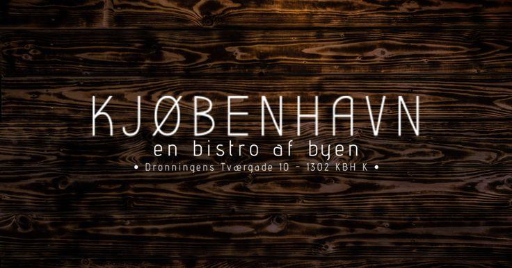 Restaurant Kjøbenhavn er en kærlighedserklæring til København. Beliggende på Dronningens Tværgade. Vi byder velkommen med aftensmad.