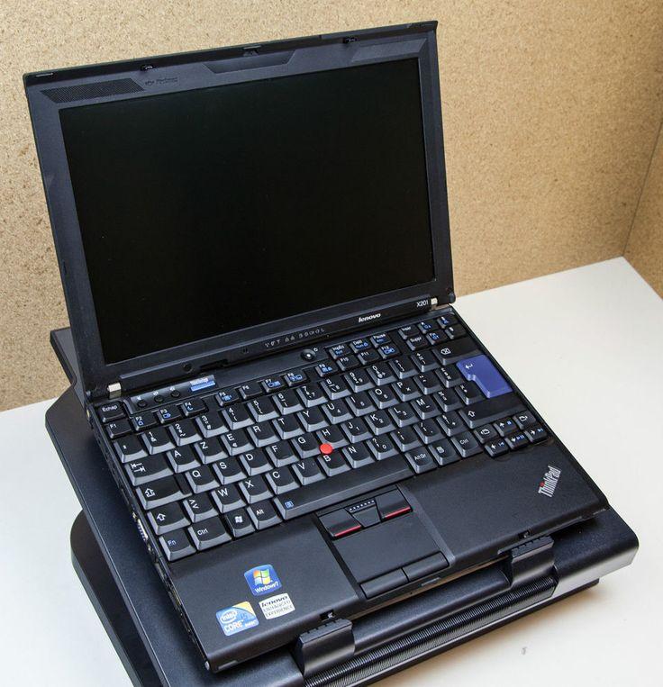 Lenovo ThinkPad X201 12.1  Intel Core i5 2.40 ghz 4GB ram 320GB hdd webcam WIN7