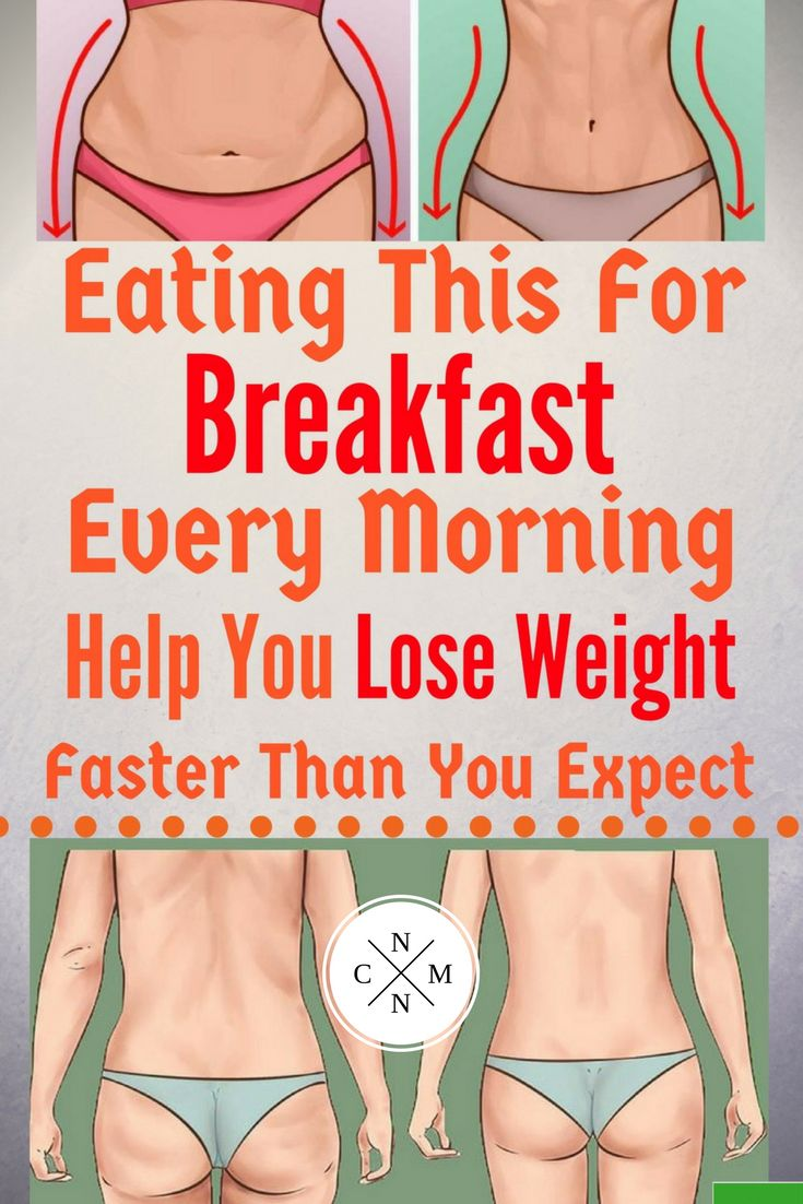 eating a big breakfast lose weight
