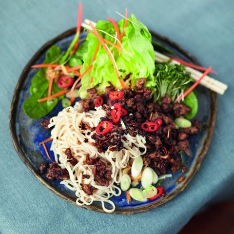 Jamie Oliver's Asian Crispy Beef - Woman And Home