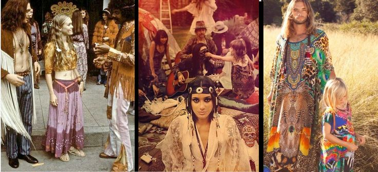 Цыганский стиль в одежде, как ответвление бохо