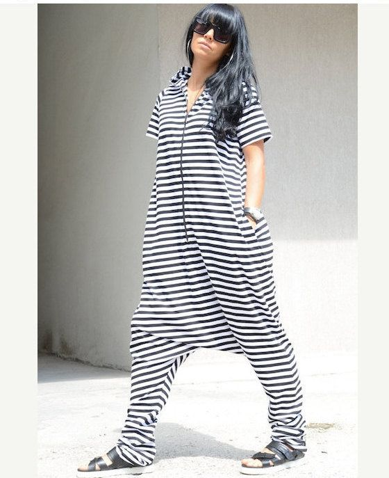 8a5a8e2882d9 Two Sided Summer Bohemian Jumpsuit with Zipper