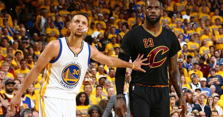 Stephen Curry wasn't fully healthy in the 2016 NBA Finals, but in the third quarter of Game 2 this year, we saw what it looks like when he's playing at the height of his powers. Curry used a dazzling dribbling display to find a way to score on LeBron James, despite the fact that The King was...